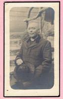 Bidprentje - Z.E.Heer Jan August TRUYENS - Lichtaart 1861 - Evere 1934 - Dworp - Haren - Devotion Images