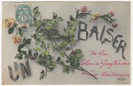 93 - LES COUDREAUX +++ Un Baiser De L'Av. Gay-Lussac +++ - Andere Gemeenten