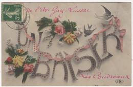 93 - LES COUDREAUX +++ Un Baiser De La Colonie Gay-Lussac +++ - Andere Gemeenten