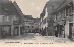 MOLSHEIM - Rue De Saverne - Très Bon état - Molsheim