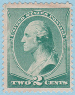 United States Of America 1887 SC#213 MLH Cat: £50 - Ungebraucht