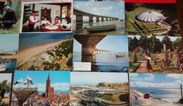 500 Cartes Postales Thèmes Divers. LOT Varié. CPM. CPSM. - 500 Cartoline Min.
