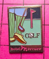 710e Pin's Pins / Beau Et Rare / THEME : SPORTS / GOLF HOTEL MERCURE - Golf