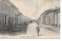 51 - LARZICOURT - Rue Des Dames  (Animée) - Autres Communes
