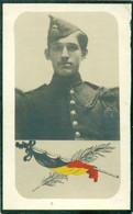 WO1 / WW1 - Doodsprentje Oscar Goddyn - Oostende / Walem - Gesneuvelde - Obituary Notices