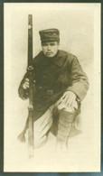 WO1 / WW1 - Doodsprentje Gaston Mol - Deux-Acren / Zuidschote - Gesneuvelde - Décès
