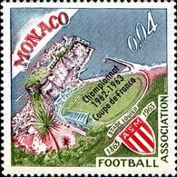 Monaco Poste N** Yv: 623 Mi:747 Stade Louis II - Nuovi