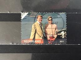 Nederland / The Netherlands - Willem-Alexander 50 Jaar 2017 - Gebraucht