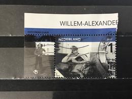 Nederland / The Netherlands - Willem-Alexander 50 Jaar 2017 - Used Stamps