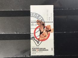 Nederland / The Netherlands - 200 Jaar Rijksmuseum Van Oudheden 2018 - Used Stamps