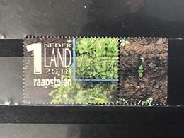 Nederland / The Netherlands - Mijn Groentetuin 2018 - Used Stamps