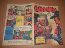 Hopalong Cassidy N°50 Année 1954 Be - Small Size