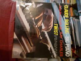 Disque  Vinyl 33 Tours  Claude Bolling Big Piano Joue Les Succes De Ray Charles - Jazz