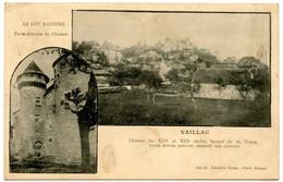VAILLAC - Château - Girma éditeur  - Voir Scan - Other Municipalities