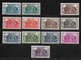 CAMEROUN 1940 YT 176/188** - MANQUE 178 - SANS TRACE DE CHARNIERE - Ongebruikt