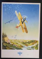 Deutsches Reich 1938, Postkarte Flugtag Hannover - Ungebraucht - Storia Postale