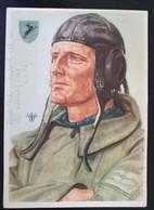 """Deutsches Reich 1943, Spenden Postkarte """"Stukaflieger"""" Sonderstempel MÜNCHEN - Covers & Documents"""