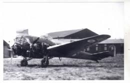 PHOTO   AVION  AVIATION POTEZ 63-11 - Aviación