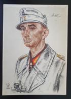"""Deutsches Reich 1942, Postkarte """"Generaloberst DIETL"""" Beschrieben - Covers & Documents"""