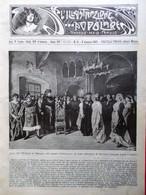 L'illustrazione Popolare 8 Gennaio 1905 Rolando Leoncavallo Befana Port Arthur - Autres
