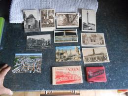 Lot Carte Carnet Pochette Verdun Douaumont Montfaucon Vaucouleurs Aubréville Verdun Fort De Vaux - Non Classés