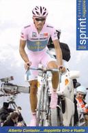 CYCLISME: CYCLISTE :ALBERTO CONTADOR - Cycling