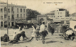 TANGER  Grand Marché RV - Tanger