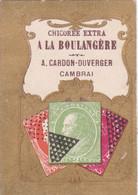 (29)    CAMBRAI - Petit Calendrier 1897  (8 X 5,5 Cms) - Cambrai