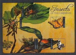 Grenadines Of St Vincent - 2005 - N°Mi. 1 Bloc - Papillon / Butterfly - Neuf Luxe ** / MNH / Postfrisch - Butterflies