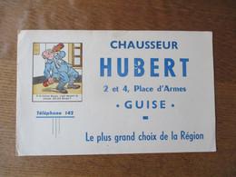 GUISE CHAUSSEUR HUBERT 2 ET 4 PLACE D'ARMES LE PLUS GRAND CHOIX DE LA REGION - Shoes