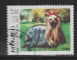 MONACO Yv 1676 Obli - - Used Stamps