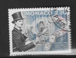 MONACO Yv 1678 Obli - - Used Stamps