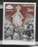 MONACO Yv 1677 Obli - - Used Stamps
