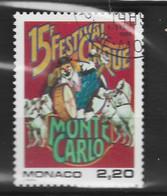 MONACO Yv 1703 Obli - - Used Stamps