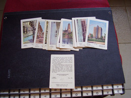 Lot Chromos Images Vignettes Chocolat Victoria *** Europe En Images *** - Sammelbilderalben & Katalogue