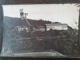 30 Gard// ALES .ALAIS.Photo Ancienne Puits De  Mines De L Adrecht /de 28,5cm Sur 19, Cm.. - Alès