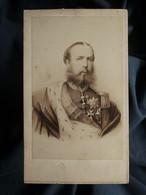 Photo CDV Neurdein à Paris - Maximilien Empereur Du Mexique Circa 1865 L561 - Oud (voor 1900)