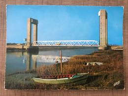 ROCHEFORT Pont à Travée Levante De MARTROU - Rochefort