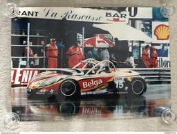 PHOTO ORIGINALE COURSE AUTOMOBILE 1990 /1996 AUTO RACE  (50 X70 Cm) - Altri