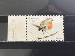 Nederland / The Netherlands - Tuinvogels, Roodborstje 2019 - Used Stamps