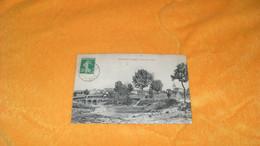 CARTE POSTALE ANCIENNE CIRCULEE DE 1912../ UXEGNEY VOSGES.- PONT DE L'AVIERE...CACHETS + TIMBRE - Other Municipalities