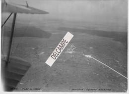 Fort De VAUX   Photo Originale Prise D'Avion Par Le Capitaine GUERTIAU Du 38 ème Régiment D'Observation Militaire - Aviazione