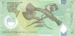 PAPUA NEW GUINEA P. 35 2 K 2008 UNC - Papua New Guinea