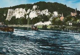 Carte Postale MARCHE LES DAMES Les Rochers Et La Meuse - Namur