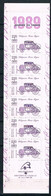 FRANCE  1989  Carnet Journee Du Timbre           Complet   Frais     MNH - Dag Van De Postzegel