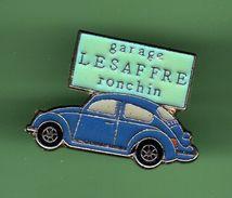 VOLKSWAGEN *** COCCINELLE *** GARAGE LESAFFRE - RONCHIN *** 5067 - Volkswagen