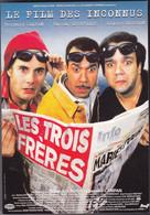 CPM Les Trois Frère Affiche De Film - Cantanti E Musicisti