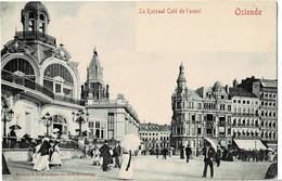 Ostende Le Kursaal Côté De L'Ouest - Oostende