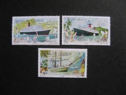 Polynésie: TB Série N° 1115 Au N° 1117 ,neufs XX . - Unused Stamps
