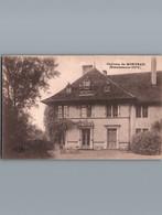 25 - Doubs - Morteau   - Cpa - Le Château ( Renaissance 1571 ) - 1939    - Carte Peu Courante - Altri Comuni